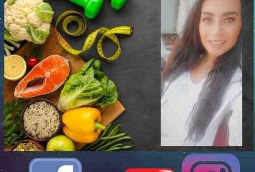 Dietitian Areej Darwish أخصائية التغذية أريج درويش   دمشق