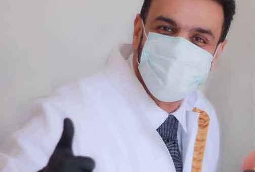 Dr. Abdulrahman Al Jaafary   دمشق