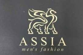 ASSIA men's fashion  للألبسة الرجالية  طرطوس