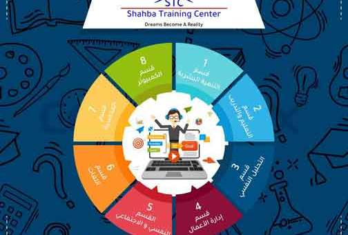 STC Center  مركز تدريبي  حلب