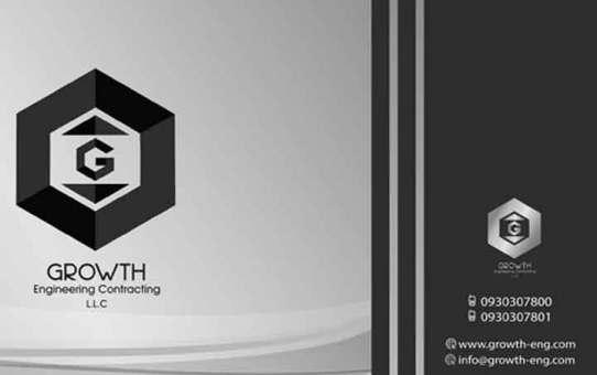 Growth L.L.C تعهدات هندسية  دمشق