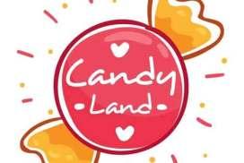 Candy land للحلويات   حمص