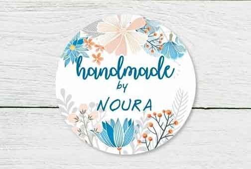 Handmade by NOURA  هدايا اكسسوارات وأشغال يدوية اللاذقية