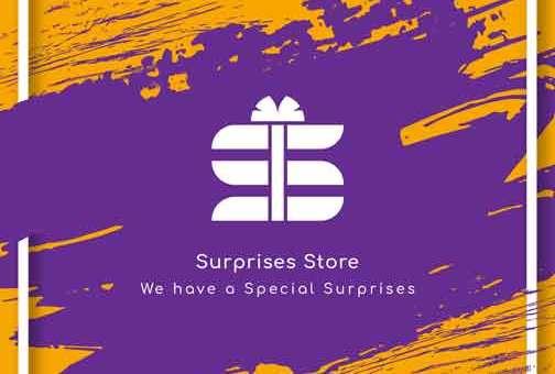 Surprises Store متجر الكتروني