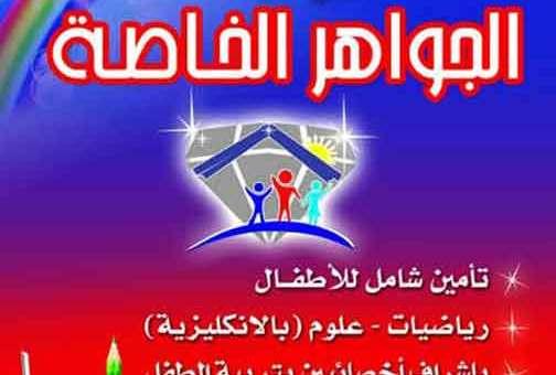 روضة الجواهر الخاصة   دوير الشيخ سعد طرطوس