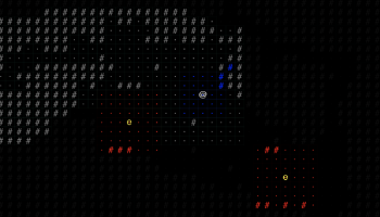 Roguelike C# in Unity (1/13): Drawing the '@' symbol and