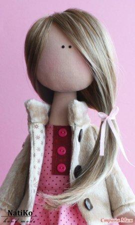 Секреты шитья куклы тильда