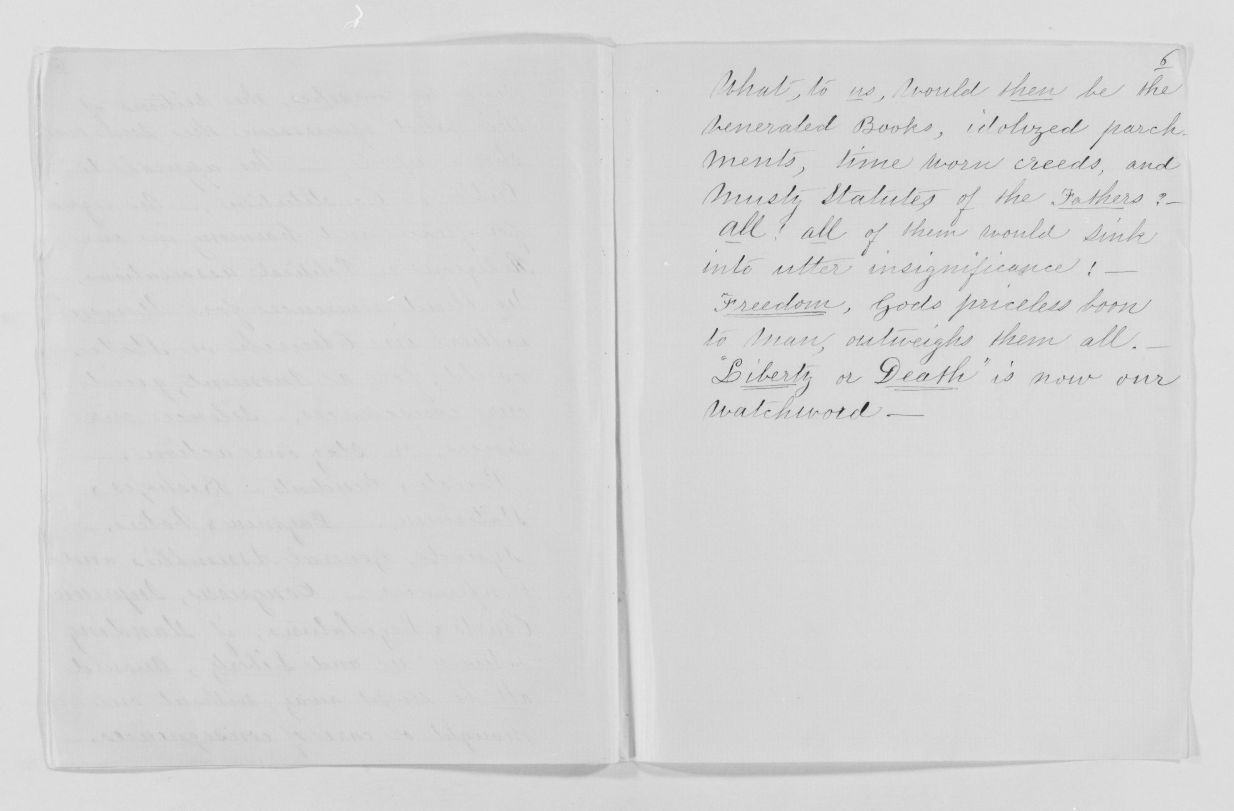 Image 8 Of Susan B Anthony Papers Speeches And Writings