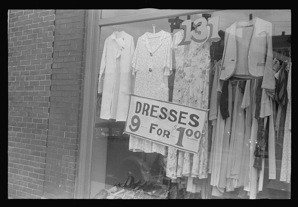 secondhand clothing store columbus ohio library of congress