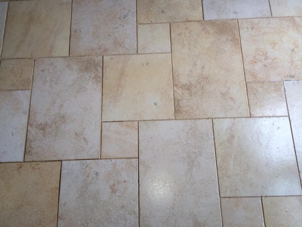Ceramic Tile Floor Cleaning, Sealing & Polishing, Little Aston ...