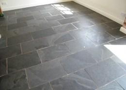 Slate Floor Cleaning Services Tile Stone Medic - Sanding slate floor