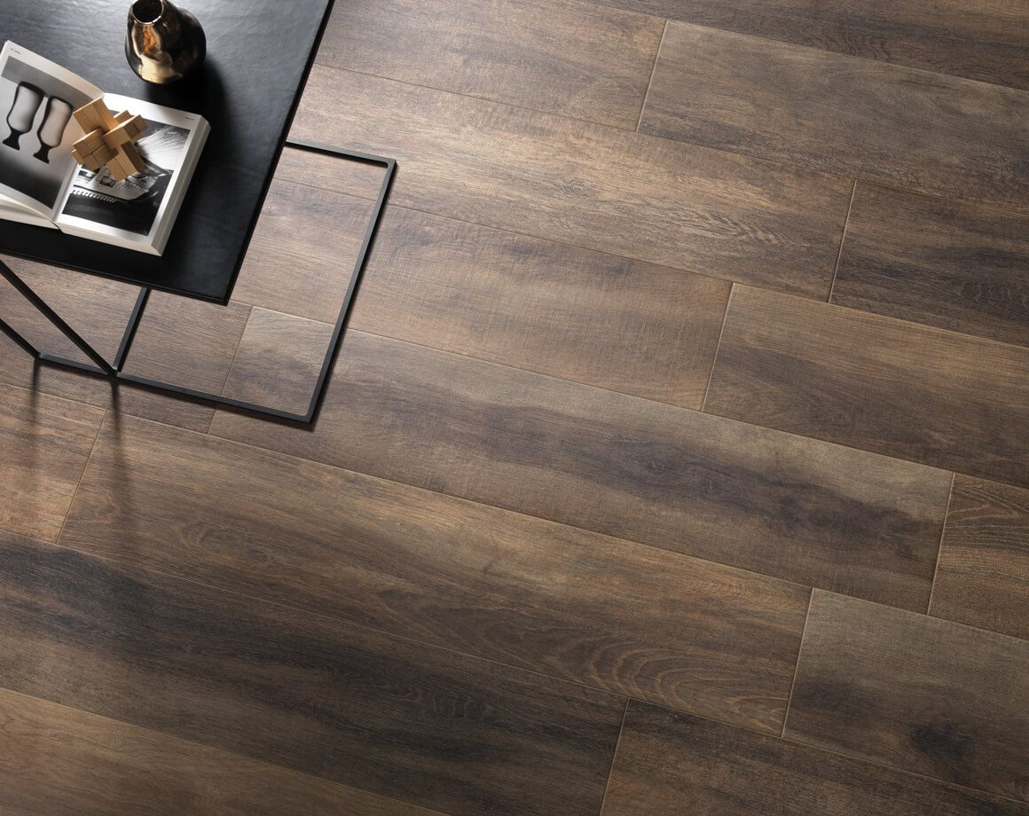 country chic faux wood tiles