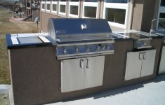 Very Beautiful Barbecue Kitchen That Will Motivate You To Workout