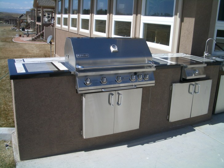 Know Tile Art Builds Outdoor Kitchens Barbecue Islands Bbq