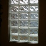 Glass Block window installation in Fort Collins, Colorado