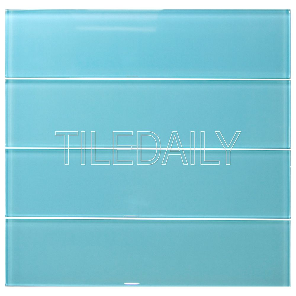312 Glass Subway Tile Turquoise Blue Tiledaily