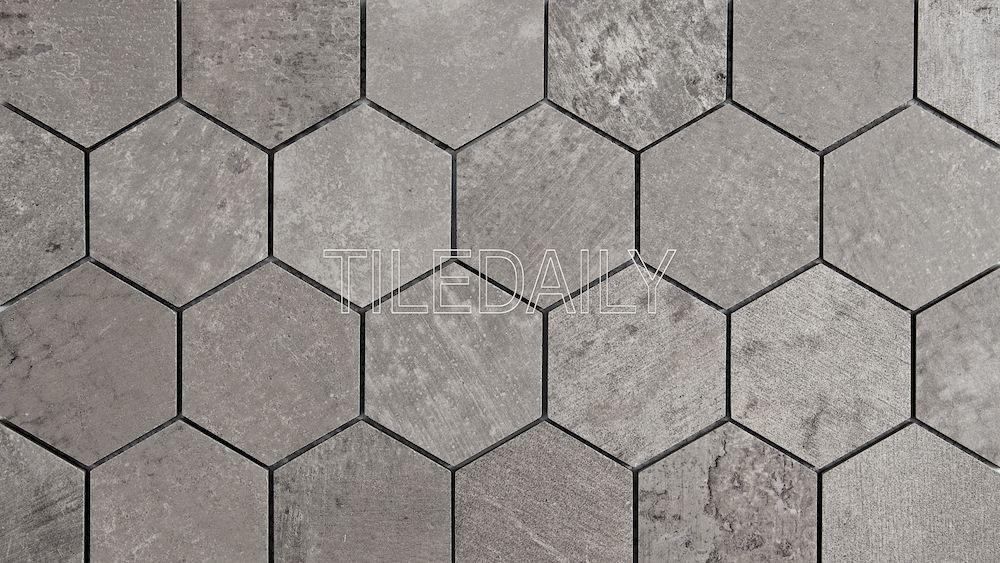 cement hexagon tile tiledaily