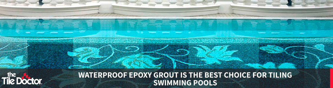epoxy grout ideas for swimming pools