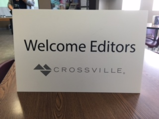 Crossville Tile welcomes the editors