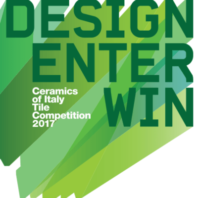 Call for Entries: 2017 Ceramics of Italy Tile Competition