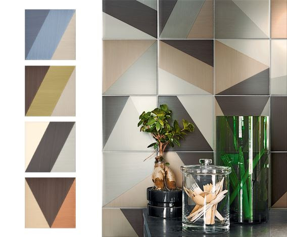 TANGRAM collection designed by Atelier Bardelli