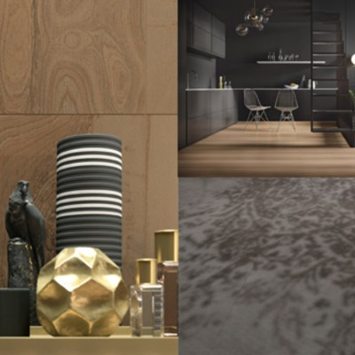 Pictured (L-R clockwise): LaFaenza Radika, Imola Koala, Marazzi Grand Carpet