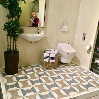 Crossville Exclusive Tile Supplier at Gensler's New Hotel Design Lab in San Francisco