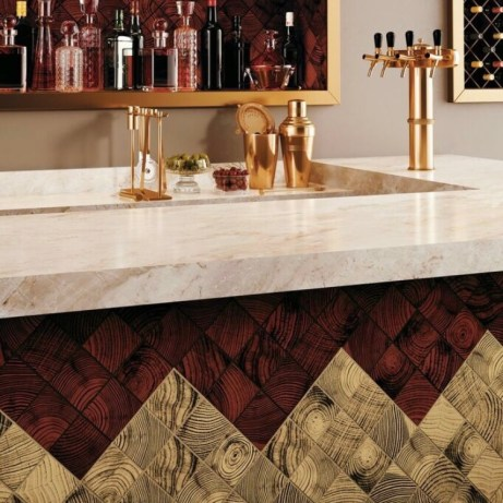 Crossville Debuts Convergence Glass Mosaic Tile Collection