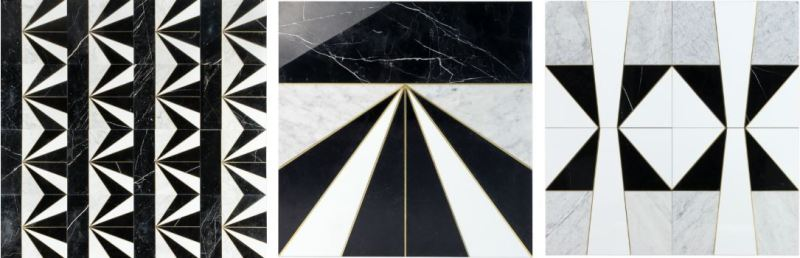 Vanessa Deleon, Tilebar Introduce Art Deco Graphic Tile Collection