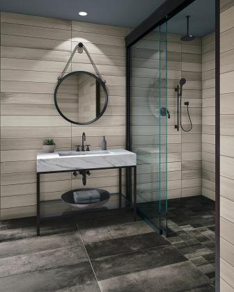 Crossville Showcases Reformation Porcelain Tile Collection