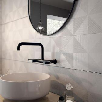 W_all Ceramic Tile Collection from Flaviker