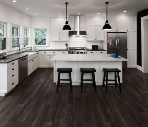 Florida Tile's New Excursion HDP Collection Blends Wood Species