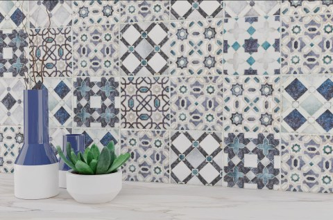 Moroccan Habitat Handmade Tile Collection from Anthology Tile