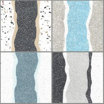 Shoreline: A New Take on Terrazzo from Tesselle