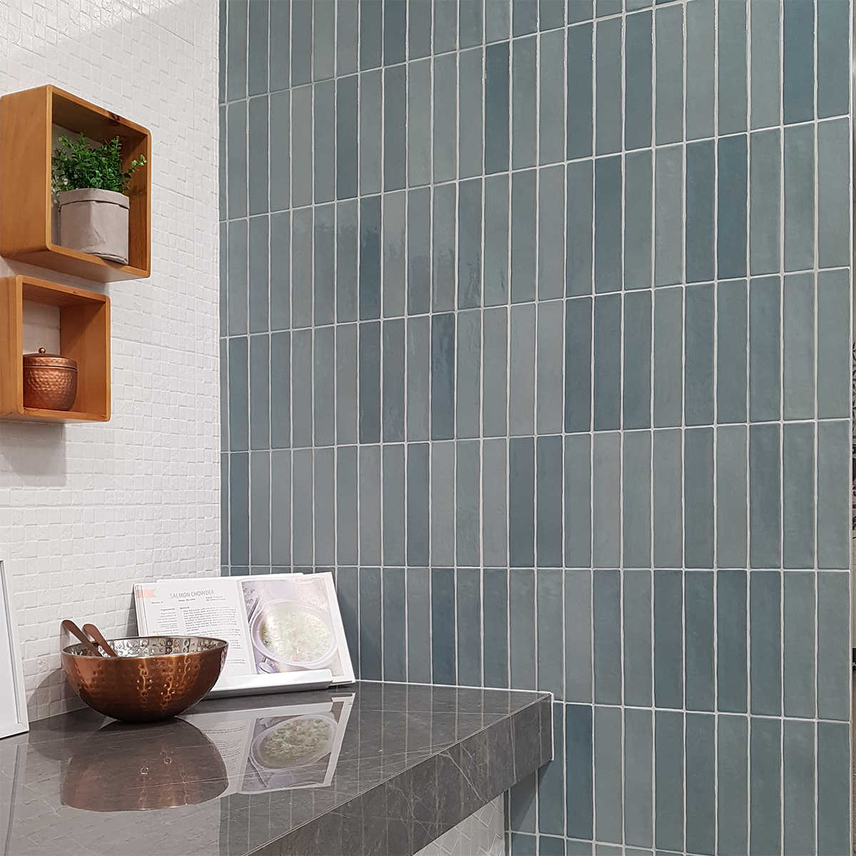 8 ways with subways tile space
