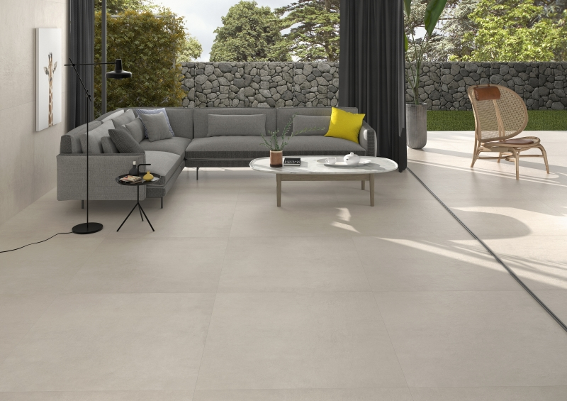 beige porcelain floor tiles available in 4 sizes project is a high tech porcelain collection that offers a smart surface solution in a neutral colour