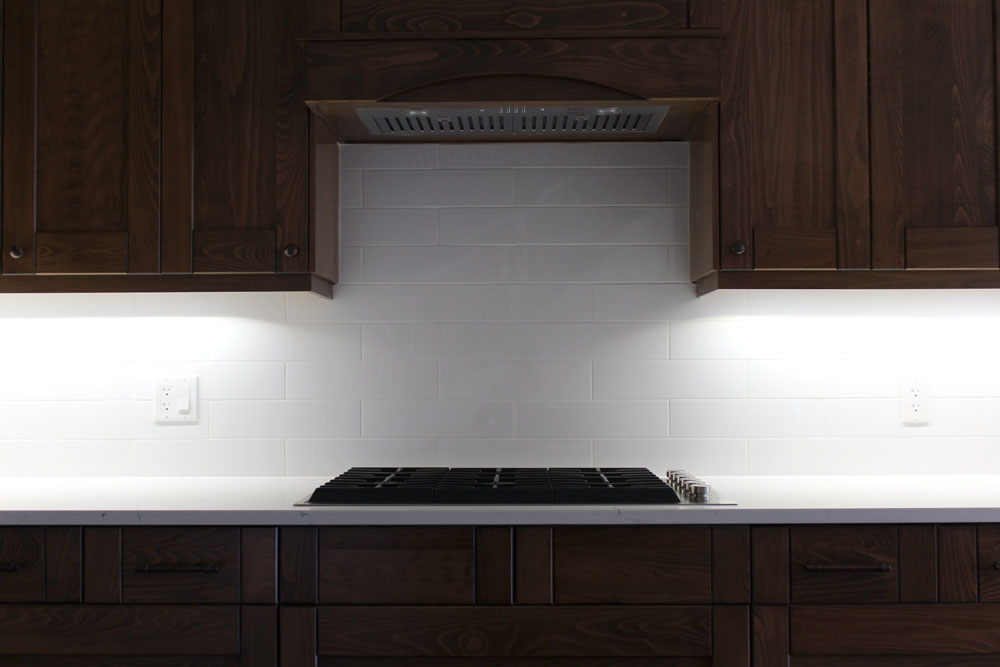 White Self Adhesive Backsplash Tiles