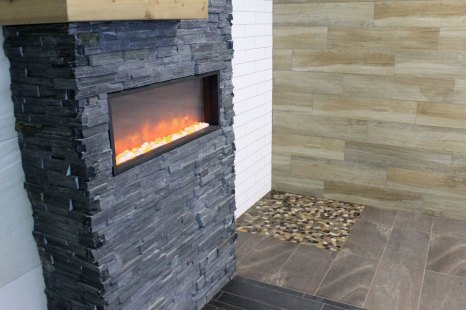 FIREPLACE STONE SALE! Amazing Stone Tiles and Stone for Fireplace Showroom Retailers - Visit our Calgary and Edmonton Fireplace Showroom Stores!