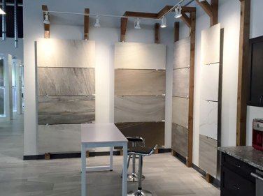 Large Format Porcelain Tiles in Edmonton