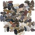 Beach Flat Pebble Mosaic