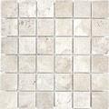 Ivory 2x2 Tumbled Mosaic
