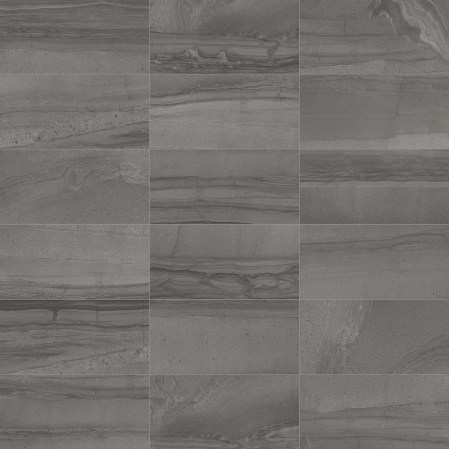 Amelia Carbon 12x24 Porcelain Tile Variations