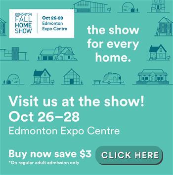 Edmonton Fall Home Show Button