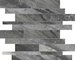 Evolution Random Strip Mosaic Carbon Matte