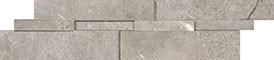 Ritz Gray 6x24 Ledgstone Honed Cubic