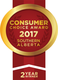 Two Year Winner Consumer Choice Award