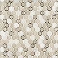 """Jeffrey Court Hazel 12x12 5/8"""" Hexagon Speciality"""
