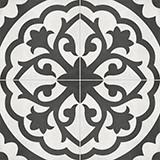 Form Lotus 8x8 Monochrome Matte