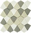 Jeffrey Court Aloe Strand Mosaic Matte