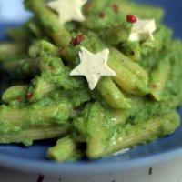 Pasta alla crema di broccoli light